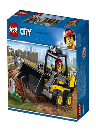 Lego Lego City Construction Loader 60219 Renkli